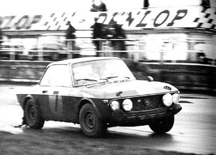 RAC 1969 - Rundsteckenprüfung in Snetterton