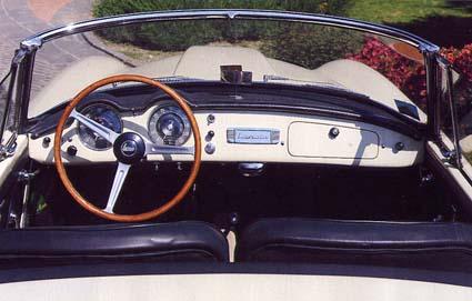 """""""Air"""" und Flair von allen Seiten, da braucht man keine """"Airbags""""! - Lancia Aurelia"""