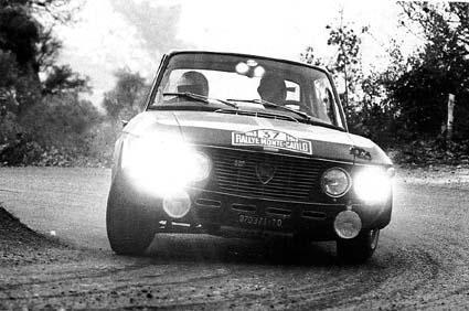 Pat Moss: Rallye Monte Carlo 1968