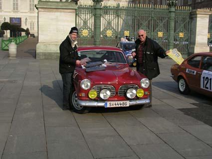Dr. Pierer/Brandstätter - Volvo- und Monte-Carlo erfahren