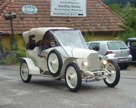"""""""Der"""" Prinz-Heinrich-Wagen"""