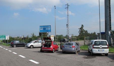 Urlaubsempfehlung: Richtig gemütlich auf der italienischen Autobahn!