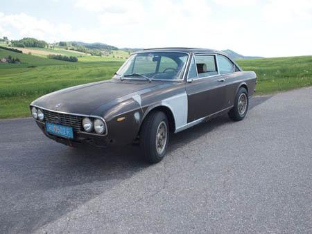 Lancia 2000 Coupé