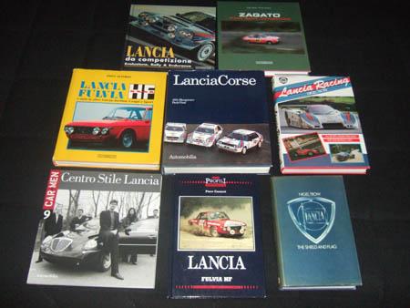 Lancia-Literatur: Exemplare