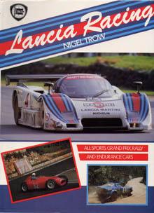 Lancia-Literatur: Lancia Racing