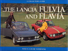 Lancia-Literatur: The Lancia Fulvia and Flavia