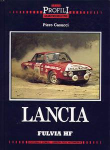 Lancia-Literatur: Piero Casucci - Lancia Fulvia HF