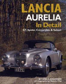Lancia-Literatur: Lancia Aurelia in Detail