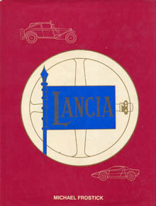 Lancia-Literatur: Michael Frostick