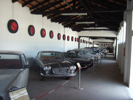 RFM-Meeting 2012: Museo Gino Tonutti in Remanzacco - the Lancias