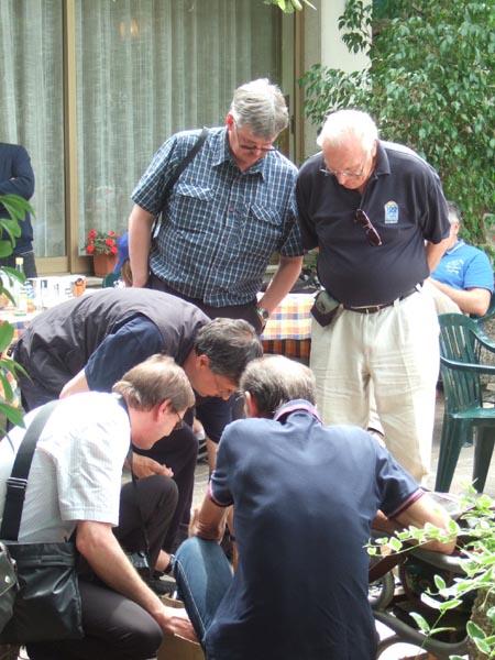 RFM-Meeting 2012: Ganz ohne (Ersatzteile) ging es auch 2012 nicht!