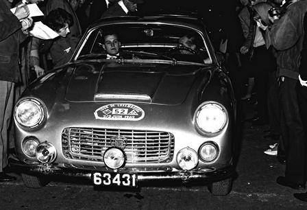 Flaminia Sport Zagato 1962