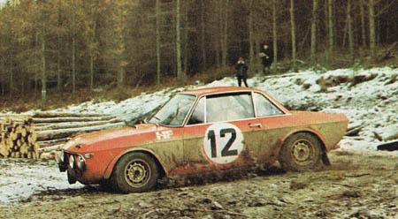 RAC-Rallye: 1969 - Källström/Haggbom - der erste große Sieg der 1,6 HF