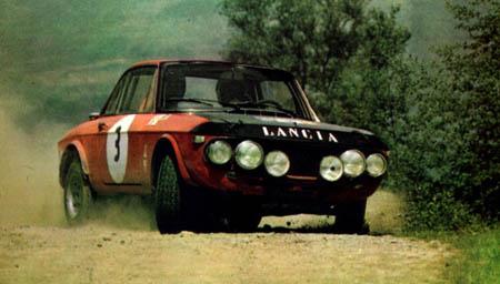 """RAC-Rallye: Scottish Rally 1970 - Källström/Haggbom - Schnellste, aber """"ausgetrickst"""""""