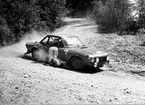 Rallyesport: Semperitrallye 1971 - Munari/Mannucci (Archiv TMW Wien)