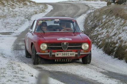 Wintertourenfahrt 2005: Fotos von Robert May und Dominik Riedmayer