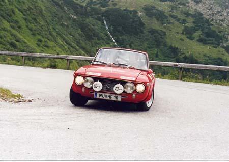 Ennstal-Classic 2005: Auffahrt Sölkpaß aus dem Ennstal - fast 40 km gleichmäßig!!