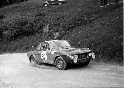 Internationale Österreichische Alpenfahrt: 1969: Harry Källström/Gunnar Haggbom - 1,3HF  (Archiv TMW)
