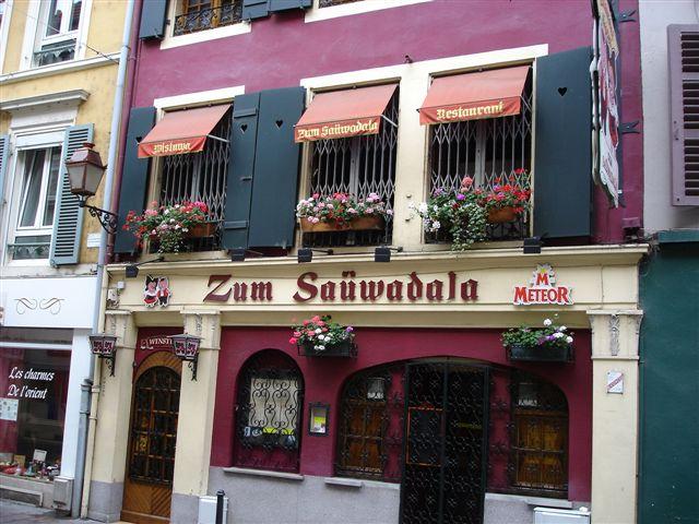 "Restaurant ""Zum Saüwadala"""