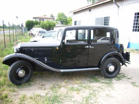 Lancia-Händler