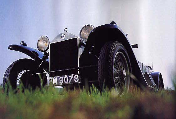 Classic and Sports Car: Lancia