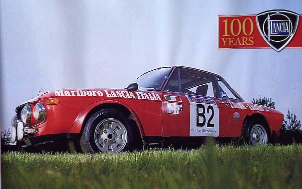 Classic and Sports Car: Lancia Fulvia 1,6 HF