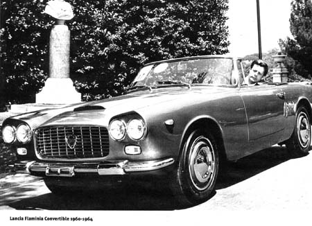 Oldtimer Inserat: Lancia Flaminia Convertible
