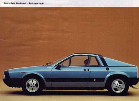 """Oldtimer Inserat: Lancia Beta Montecarlo oder """"Herbie's große Liebe"""""""