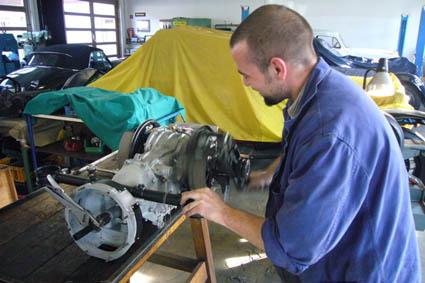 B&F Touring Garage