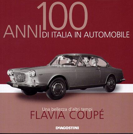DeAgostini: 100 anni di italia in automobile - Lancia Flavia Coupè