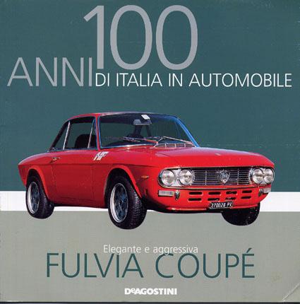 DeAgostini: 100 anni di italia in automobile - Lancia Fulvia Coupè