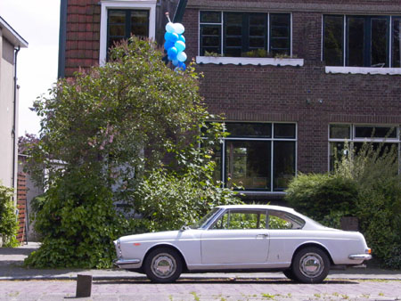 Lancia Quattroporte by Flavia enthusiast Oskar Janssen