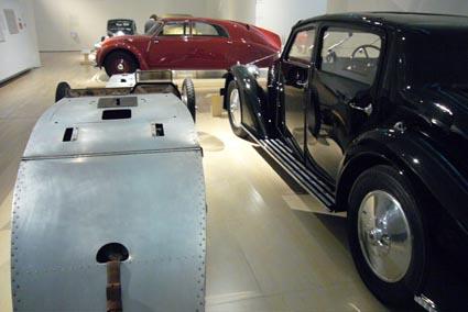 Museo di arte moderna e contemporanea di Trento e Rovereto: Schöne italienische Autos