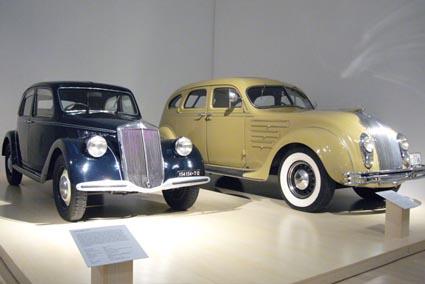 Museo di arte moderna e contemporanea di Trento e Rovereto: Lancia Oldtimer