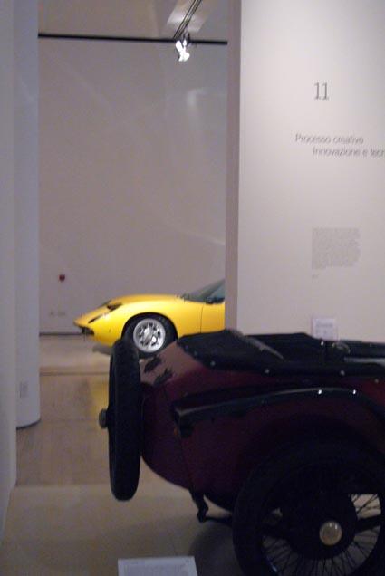 Museo di arte moderna e contemporanea di Trento e Rovereto: Weitere motorisierte Schmankerl