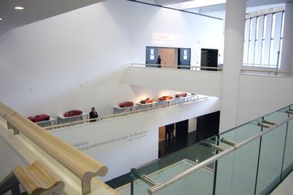 Museo di arte moderna e contemporanea di Trento e Rovereto: Die Gallerie