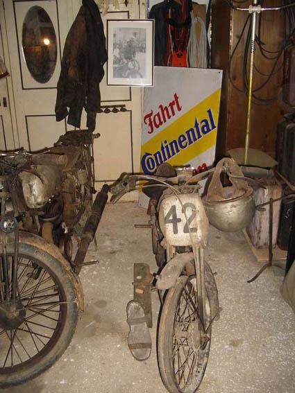 Ein paar Mopeds hätten wir auch!
