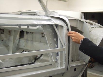 Lancia Flaminia Restaurierung: Eine Freude für Ferdinand Piech, Touring gehört nicht zum VW-Konzern