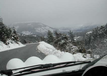 Rallye Monte Carlo Historique: Etwas weniger Sonnenschein als beim Training ...
