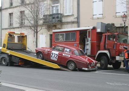 Rallye Monte Carlo Historique: Wie heißt es so schön? Ohne Worte.