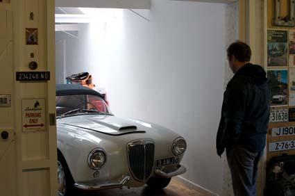 Lancia Garagen: Wieviele Leser von lancianews beherbergen solch einen Schatz?