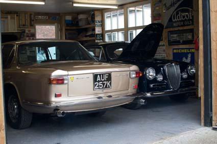 Lancia Garagen