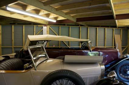 Lancia Garagen: Delage - keine Durchschnittsmotorisierung!