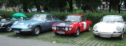 Die Castrol Sportwagen Alpentrophy 2009