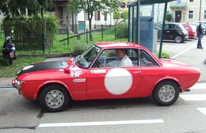 Die Castrol Sportwagen Alpentrophy 2009: Aufrechte Italienerin als Würze zwischen Fish and Chips