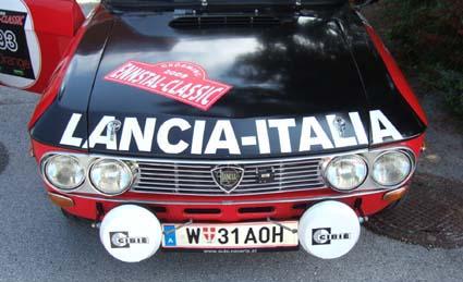 Individualität: 1600 HF Serie 2 - Blinker unten Serie 1 + LANCIA ITALIA