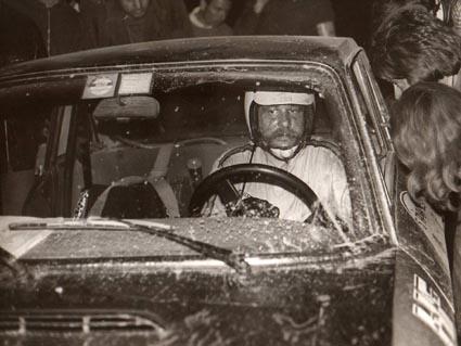 Harry Källström: Rallye Elba 1972 - wohl keine mediterrane Spazierfahrt