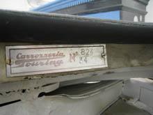 In Padua wegen des Preises verschmäht - Originalnummer 34 in Deutschland erworben