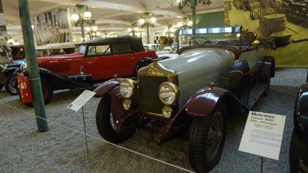Automobile Museum Mulhouse: Minerva Typ AC aus dem Jahr 1926