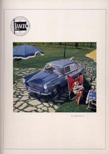 Lancia-Werbung: 1959/60